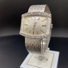 Relojes - Omega: RELOJ OMEGA DE VILLE. ORO BLANCO. Lote 276400613