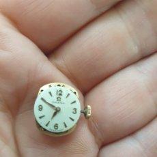 Relojes - Omega: ANTIGUA MAQUINARIA RELOJ OMEGA DE CUERDA. Lote 276909973