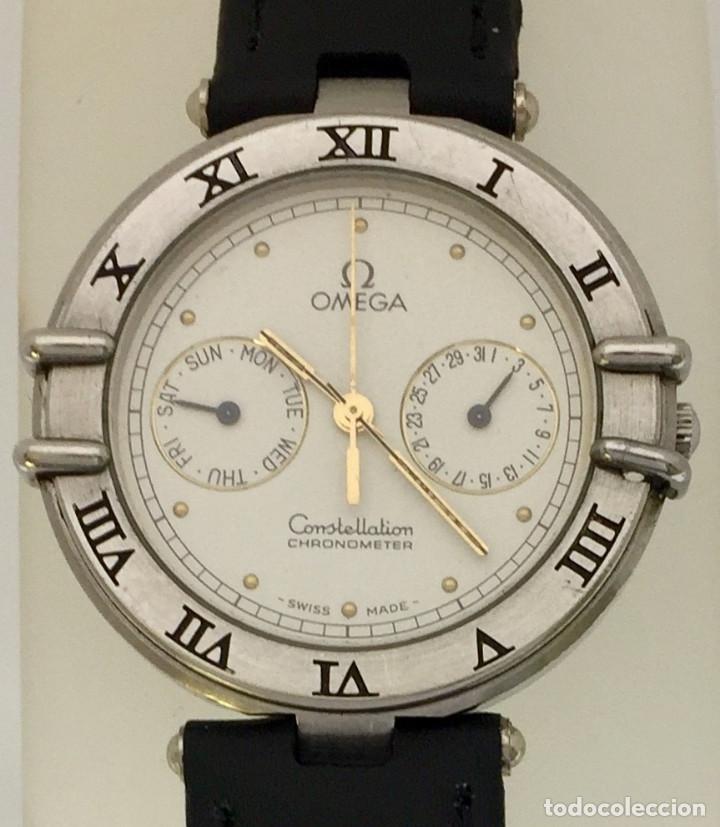 OMEGA CONSTELLATION HOMBRE COMO NUEVO (Relojes - Relojes Actuales - Omega)