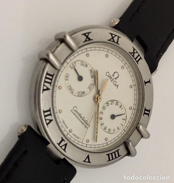 Relojes - Omega: OMEGA CONSTELLATION HOMBRE COMO NUEVO - Foto 2 - 278424028