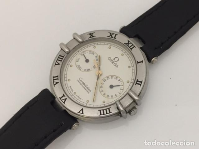 Relojes - Omega: OMEGA CONSTELLATION HOMBRE COMO NUEVO - Foto 3 - 278424028