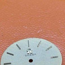 Relojes - Omega: ESFERA PARA RELOJ DE SEÑORA OMEGA DE VILLE DE ORO 18. KILATES O 0750, ESFERA EN MUY BUEN ESTADO ORO.. Lote 281819843