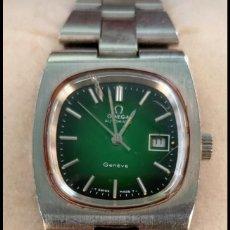 Relógios - Omega: OMEGA GENEVE TV AUTOMATICO DE MUJER, FUNCIONANDO, VINTAGE, TODO ORIGINAL.. Lote 282195238