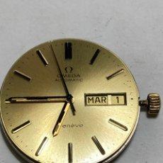 Relógios - Omega: MAQUINARIA OMEGA AUTOMÁTICA GENEVE 1022 COMO NUEVA EN FUNCIONAMIENTO. Lote 286527883