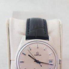 Relógios - Omega: OMEGA GENEVE CALIBRE 613 MECANICO 136.041 ACERO 34.5MM FUNCIONANDO. Lote 287247203
