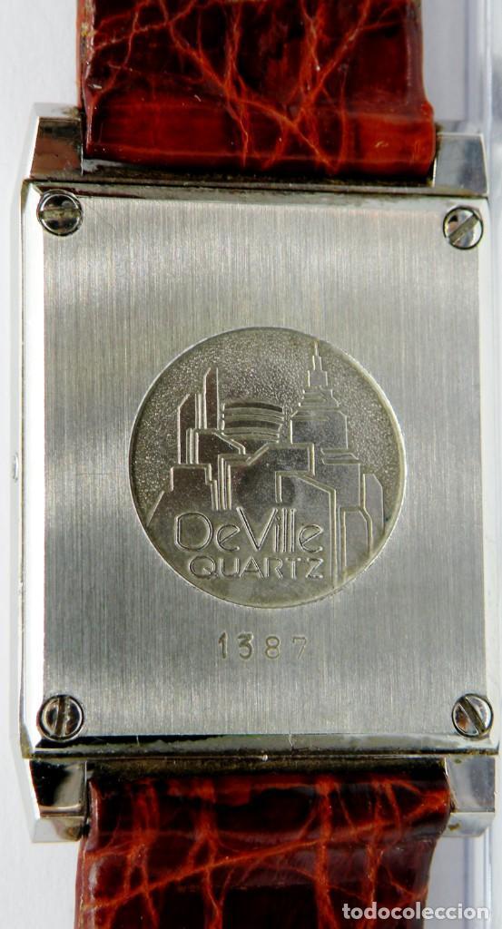 Relojes - Omega: RELOJ OMEGA CAJA DE ACERO Y ORO. UNISEX CASI NUEVO. ORIGINAL - Foto 5 - 287375533