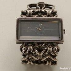 Relógios - Omega: RELOJ OMEGA DE VILLE FEMENINO EN PLATA, FUNCIONA. Lote 287422323