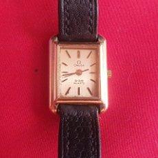 Relógios - Omega: RELOJ OMEGA DE VILLE CUARZO NO FUNCIONA.MIDE 19.8 MM X20.7 MM. Lote 287694793