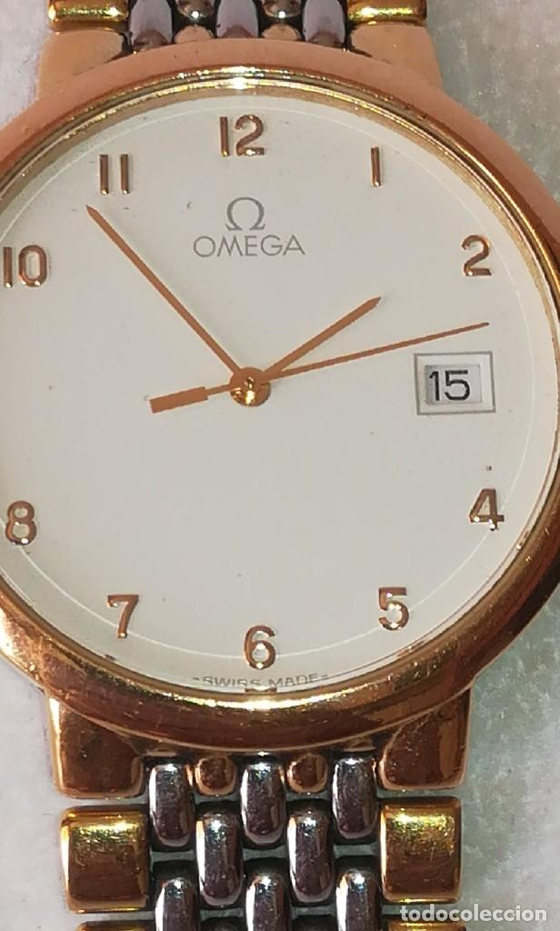 Relojes - Omega: Reloj omega De Ville totalmente original y funcionando cal. 1430 - Foto 3 - 287704823