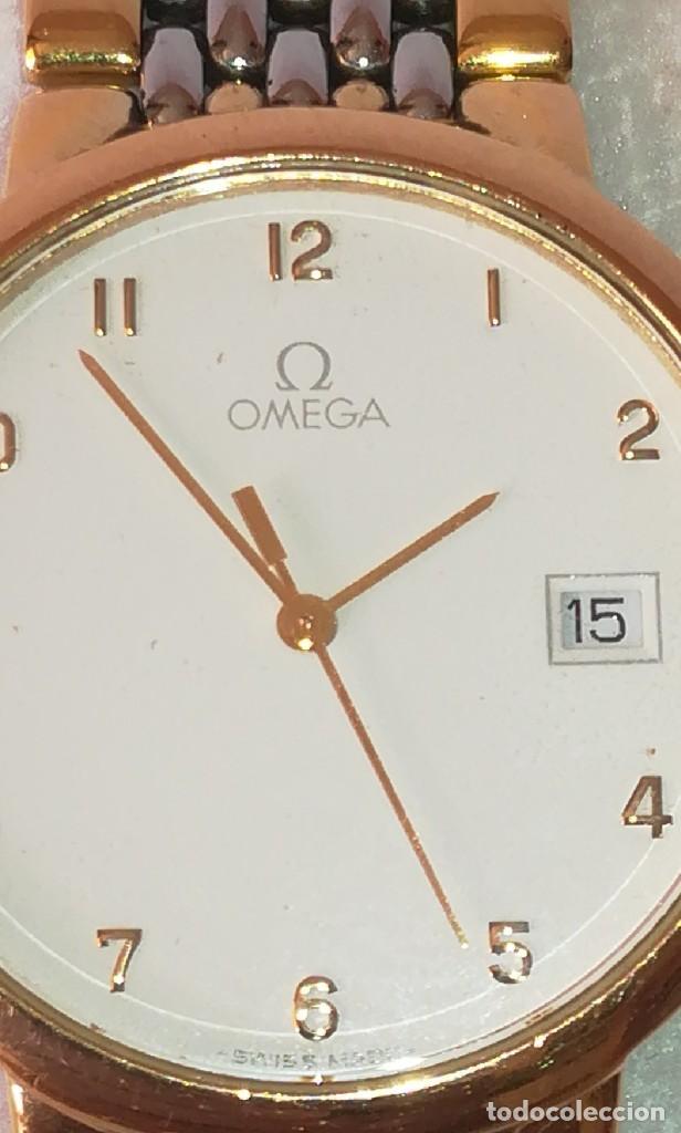 Relojes - Omega: Reloj omega De Ville totalmente original y funcionando cal. 1430 - Foto 4 - 287704823