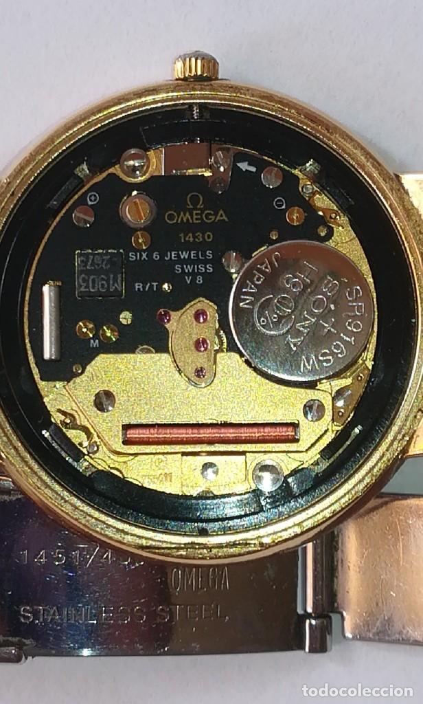 Relojes - Omega: Reloj omega De Ville totalmente original y funcionando cal. 1430 - Foto 13 - 287704823