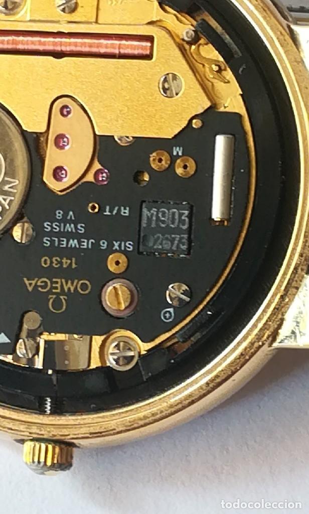 Relojes - Omega: Reloj omega De Ville totalmente original y funcionando cal. 1430 - Foto 16 - 287704823