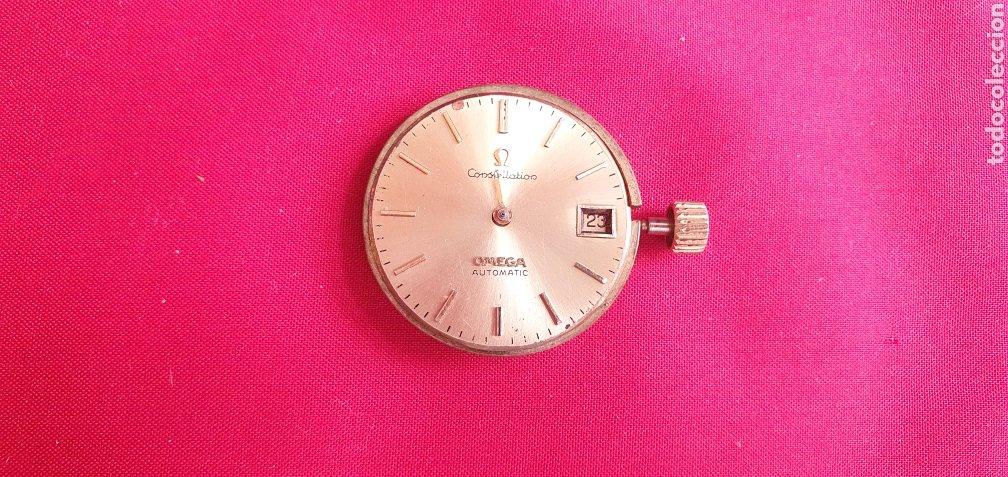 MAQUINARIA DEL RELOJ OMEGA CONSTELLATION. MIDE 29.9 MM DIAMETRO (Relojes - Relojes Actuales - Omega)