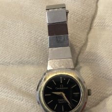 Relojes - Omega: PRECIOSO RELOJ OMEGA CONSTELLATION QUARTZ 28 MM. DISEÑO ORO Y ACERO . FUNCIONA. VER FOYOS. Lote 288583053