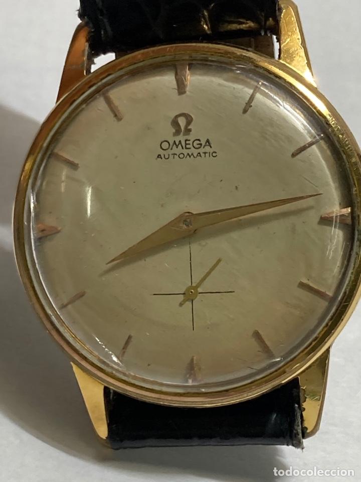 RELOJ OMEGA - AUTOMATIC - CALIBRE 491 - HOMBRE - 1950-1959 (Relojes - Relojes Actuales - Omega)