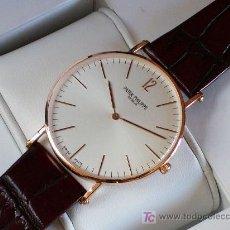 Relógios - Patek: PATEK PHILIPPE EXTRAPLANO CHAPADO ORO.. Lote 7379816