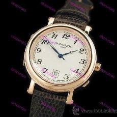 Relógios - Patek: PATEK PHILIPPE CALATRABA GOLD. ETA 2824. Lote 8941610