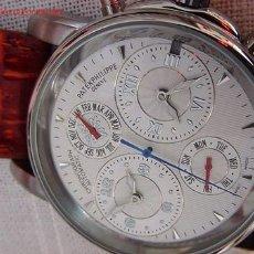 Relógios - Patek: PATEK PHILIPPE GRAN COMPLICACION DOBLE HORARIO. Lote 2436302