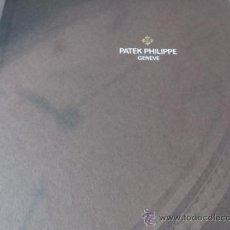 Relojes - Patek: COLECCIÓN PATEK PHILIPPE 2.009-2.010.. Lote 35616549