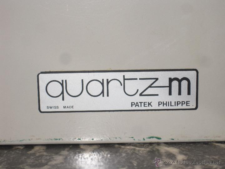 Relojes - Patek: Reloj industrial Patek Philippe Quartz-M - Foto 2 - 46438092