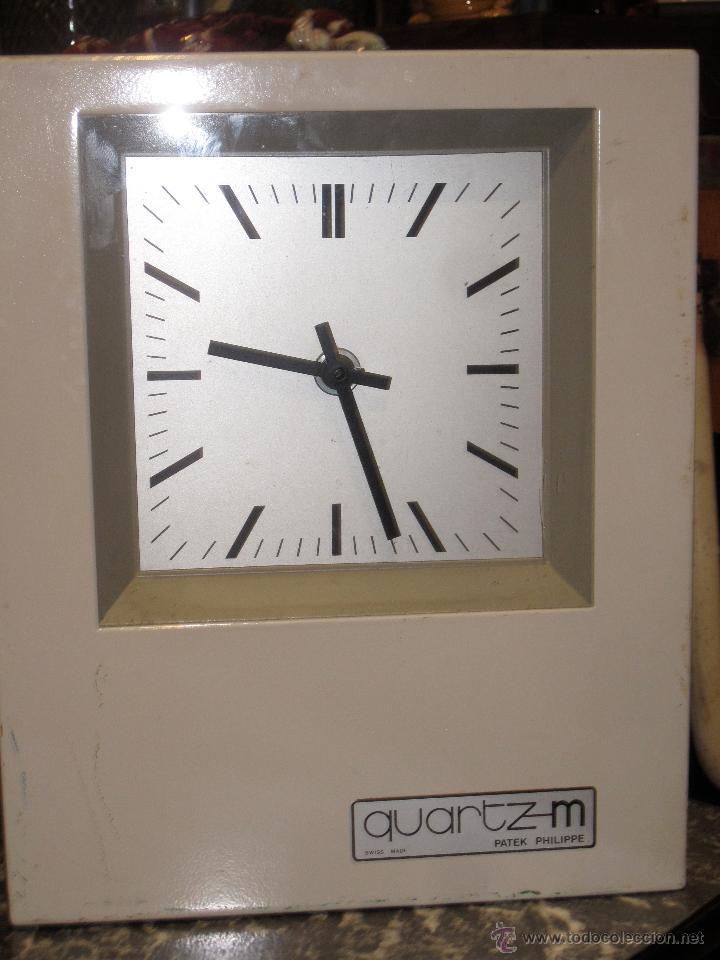 Relojes - Patek: Reloj industrial Patek Philippe Quartz-M - Foto 3 - 46438092