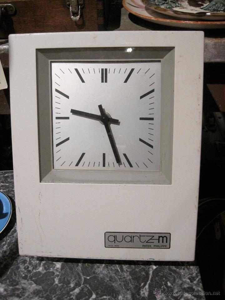 Relojes - Patek: Reloj industrial Patek Philippe Quartz-M - Foto 7 - 46438092