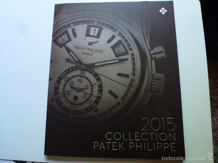 CATÁLOGO PATEK PHILIPPE 2015 (Relojes - Relojes Actuales - Patek)