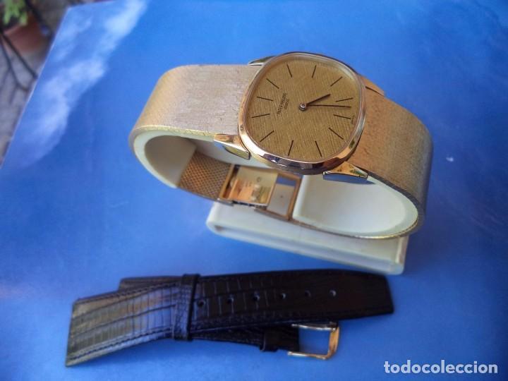 Relojes - Patek: PATEK PHILIPPE, Reloj de oro macizo de 18 Kilates, peso 102,7 gramos. - Foto 2 - 77312389