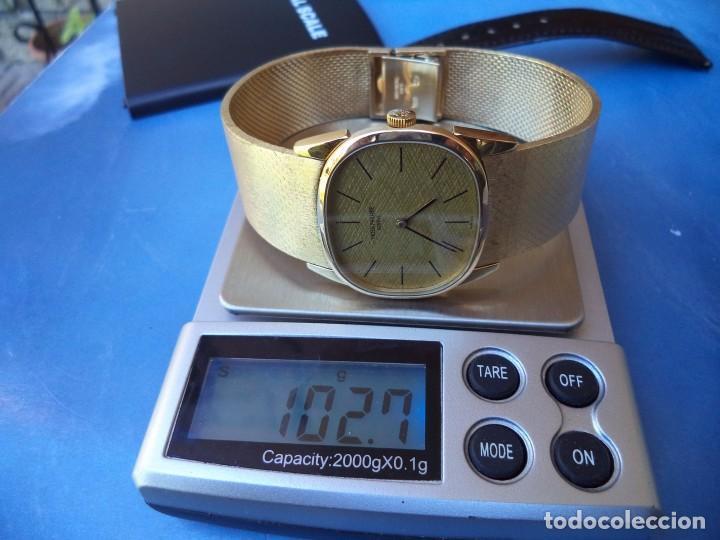Relojes - Patek: PATEK PHILIPPE, Reloj de oro macizo de 18 Kilates, peso 102,7 gramos. - Foto 3 - 77312389
