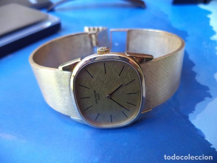 Relojes - Patek: PATEK PHILIPPE, Reloj de oro macizo de 18 Kilates, peso 102,7 gramos. - Foto 4 - 77312389