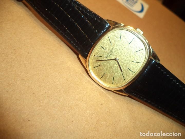 Relojes - Patek: PATEK PHILIPPE, Reloj de oro macizo de 18 Kilates, peso 102,7 gramos. - Foto 10 - 77312389