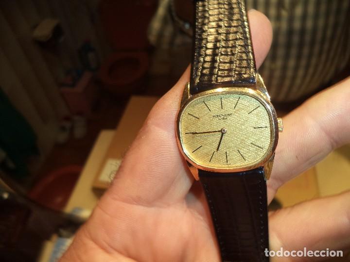 Relojes - Patek: PATEK PHILIPPE, Reloj de oro macizo de 18 Kilates, peso 102,7 gramos. - Foto 12 - 77312389