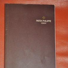 Relojes - Patek: CATALOGO DE RELOJES PATEK PHILIPPE , AÑO 2001. Lote 85125208