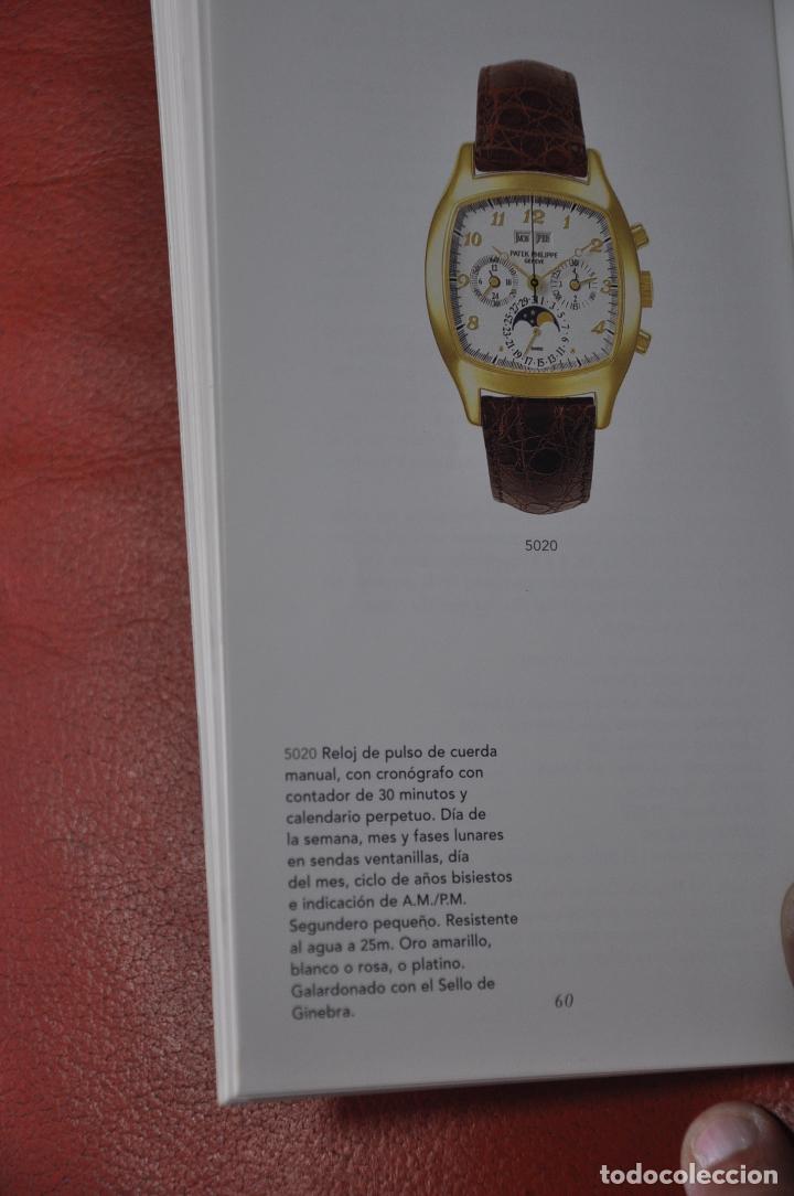 Relojes - Patek: CATALOGO DE RELOJES PATEK PHILIPPE , AÑO 2001 - Foto 2 - 85125208
