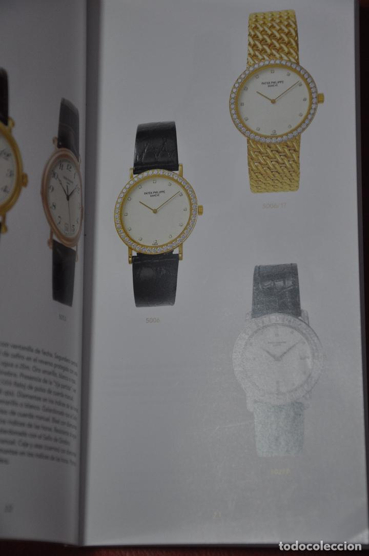 Relojes - Patek: CATALOGO DE RELOJES PATEK PHILIPPE , AÑO 2001 - Foto 3 - 85125208