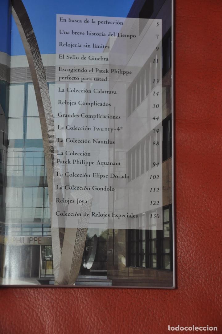 Relojes - Patek: CATALOGO DE RELOJES PATEK PHILIPPE , AÑO 2001 - Foto 4 - 85125208
