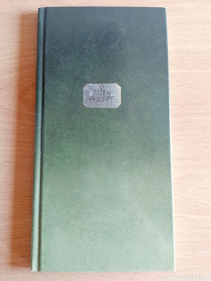 CATÁLOGO RELOJ PATEK PHILIPPE GENEVE - AÑO 1989 - 150 ANIVERSARIO (Relojes - Relojes Actuales - Patek)