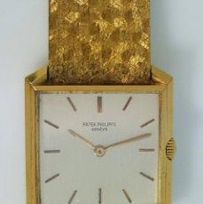 Relojes - Patek: PATEK PHILIPP MOD.CALATRAVA-ORO 18K-COMO NUEVO.. Lote 68527449