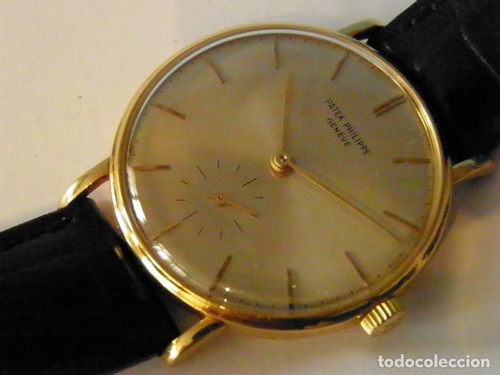 PATEK PHILIPPE CALATRAVA REF 3410 (Relojes - Relojes Actuales - Patek)