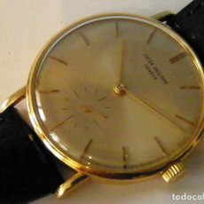 Relojes - Patek: PATEK PHILIPPE CALATRAVA REF 3410. Lote 113485435