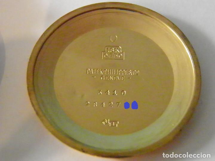Relojes - Patek: PATEK PHILIPPE CALATRAVA REF 3410 - Foto 5 - 113485435