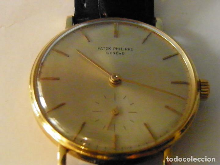 Relojes - Patek: PATEK PHILIPPE CALATRAVA REF 3410 - Foto 8 - 113485435