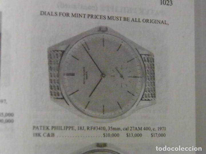 Relojes - Patek: PATEK PHILIPPE CALATRAVA REF 3410 - Foto 9 - 113485435