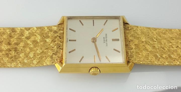 Relojes - Patek: PATEK PHILIPP MOD.CALATRAVA-EDICION ESPECIAL-ORO 18K. ¡¡NUEVO!! - Foto 3 - 68527449