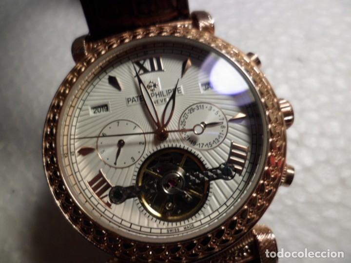 PATEK PHILLIPE GENEVE ATÉ 28/2/2019, ACEITO OFERTAS ACIMA DE 230€ (Relojes - Relojes Actuales - Patek)