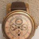 Relojes - Patek: REPLICA RELOJ PATEK PHILIPPE GENEVE. Lote 154410134