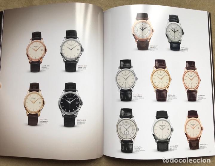 Relojes - Patek: Catálogo relojes Patek Philippe - Colección 2018 - Foto 3 - 170437656