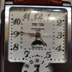 Relojes - Patek: RELOJ DE PULSERA PATEK PHILIPPE. LEER MÁS. Lote 177831365
