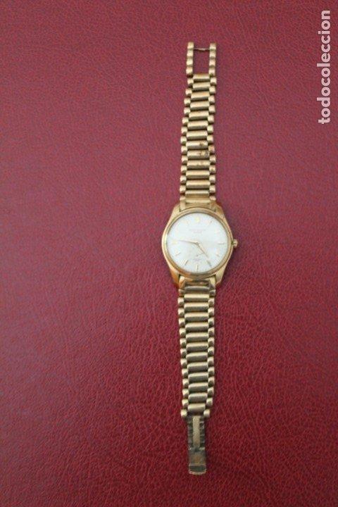 Relojes - Patek: RELOJ DE CABALLERO EN ORO 18 KILATES. MARCA PATEK PHILLIPPE. MÓDELO GENEVE - Foto 9 - 181595806