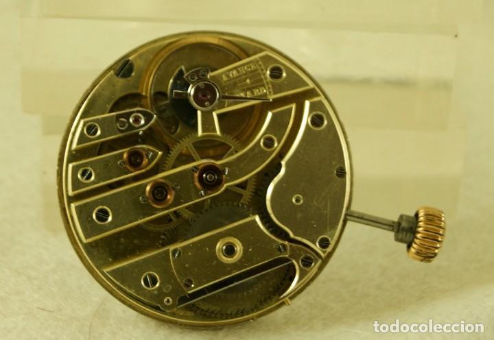 MAQUINA RELOJ BOLSILLO SIN FIRMAR CON ESFERA (Relojes - Relojes Actuales - Patek)